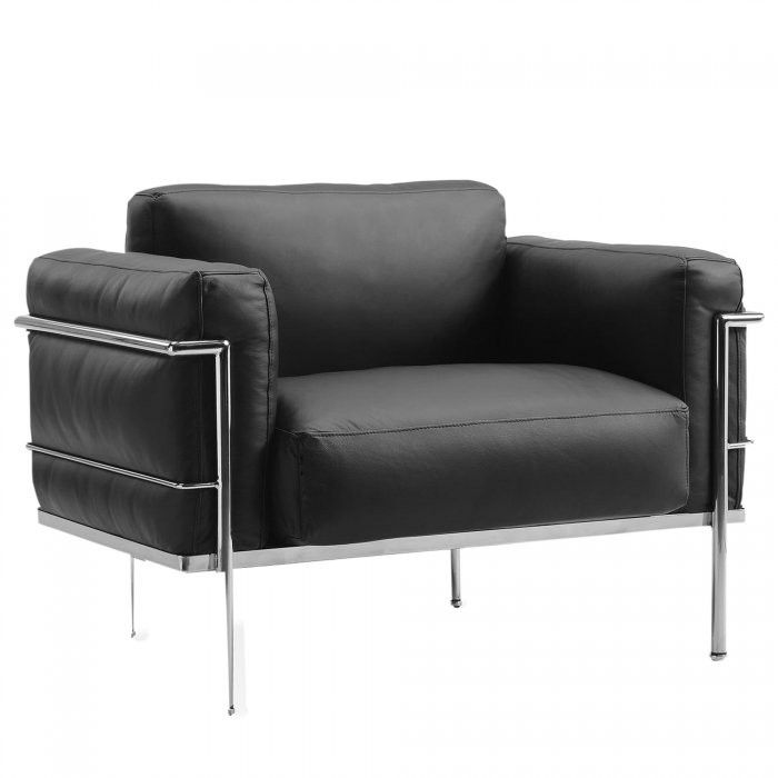 LC3 Armchair Grand Confort Le Corbusier 1959 Aka Sherlocku0027s Chair In BBCu0027s  Sherlock
