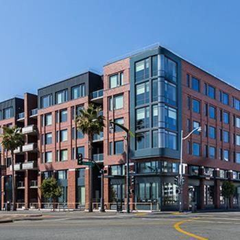 Channel Mission Bay In San Francisco Ca Mission Bay San Francisco Residential Building Design Mission Bay