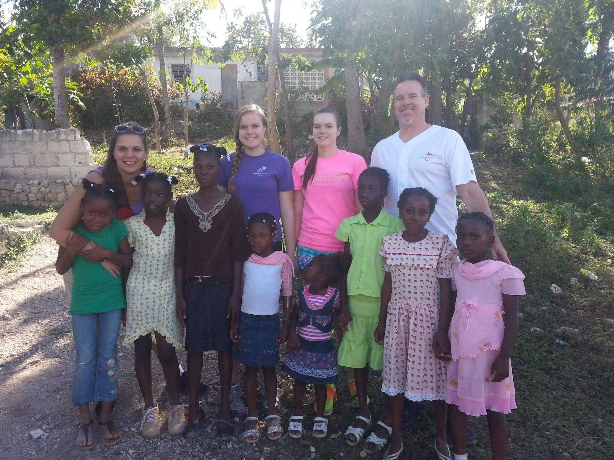 On Christmas Day Csusa Sent Two Executives To Haiti As