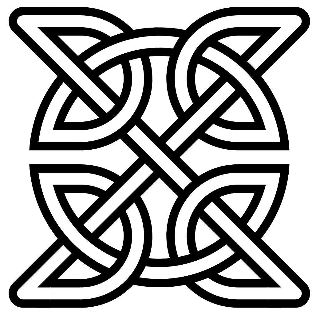 1041px Celtic Knot Insquare Svg Png 1041 1024 Celtic Symbols Celtic Patterns Celtic Knot Tattoo