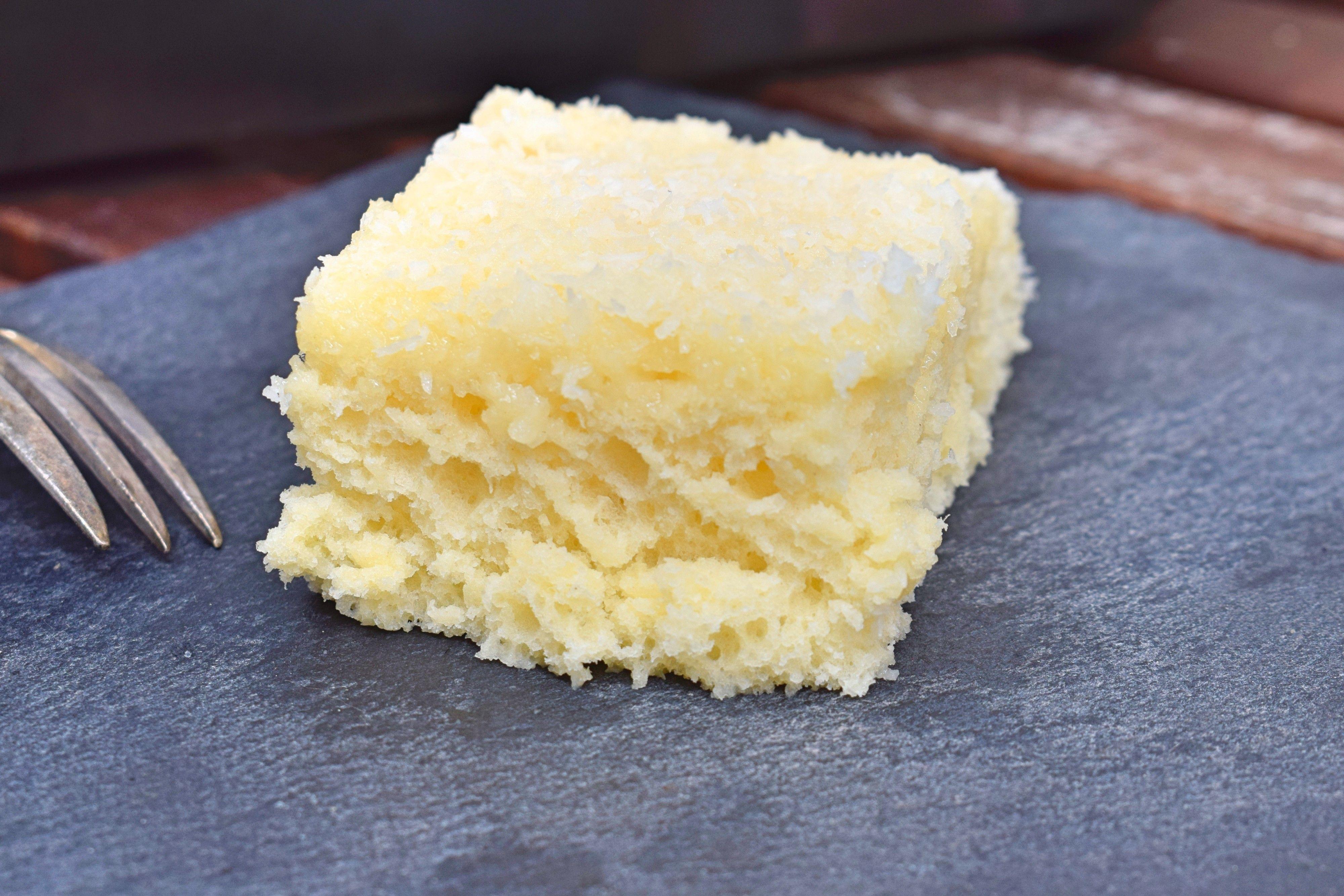 Buttermilch-Kuchen mit Kokos –Rezept für den Thermomix