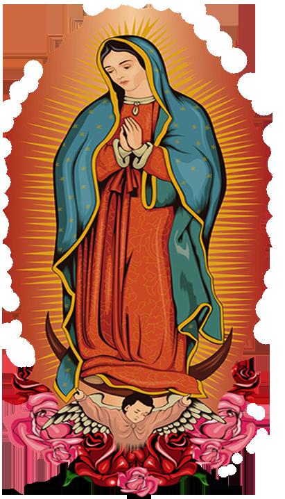 Virgen De Guadalupe En Png Catholic Images Guadalupe Catholic Wallpaper