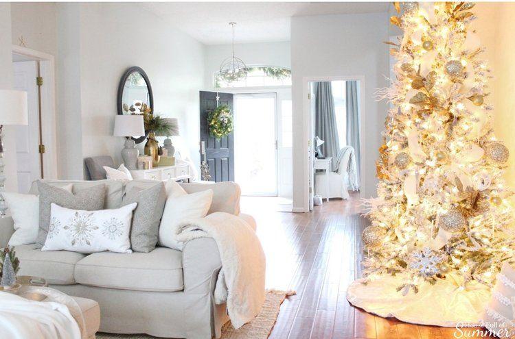 Nov 20 A Charming Southern Christmas Home Tour {Part 1} Christmas