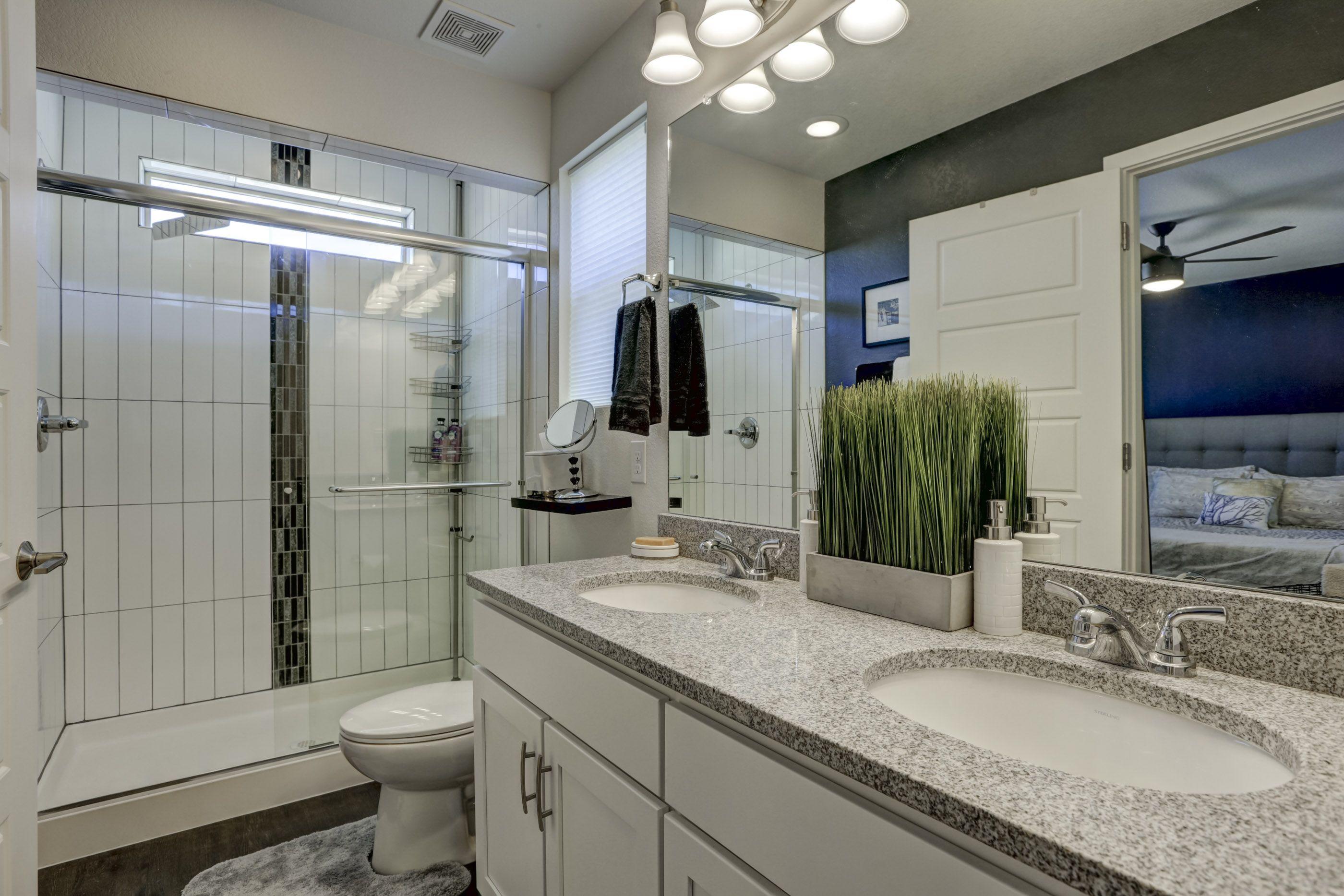 Contemporary Master Bathroom - Denver, Co (With images ...