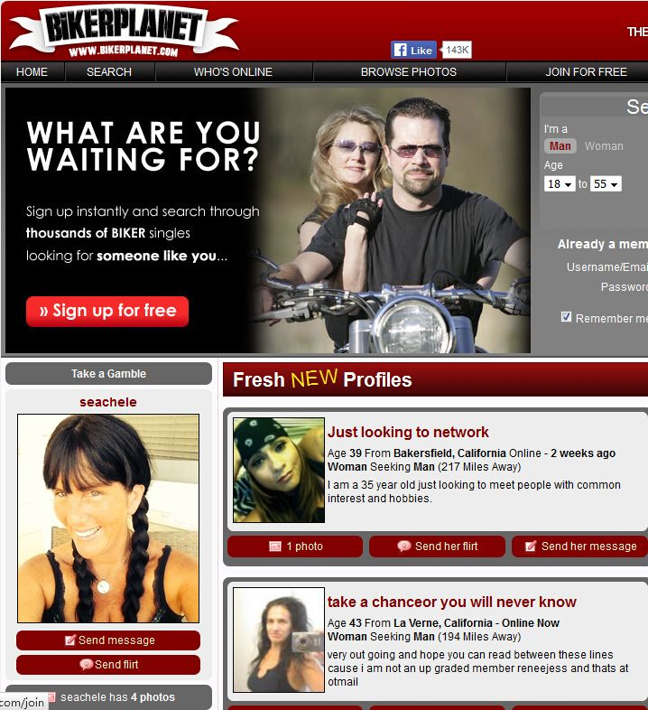 Dating site for people under 18