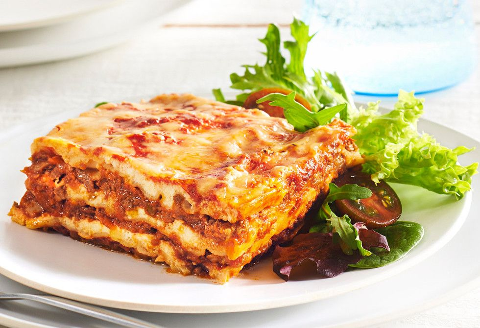 Foodiful Friend Blogger And Mum Of Three Beth Macdonald Of Babymac Takes On The Woolworths Family Meal Challenge Creating Five Food Vegetable Lasagne Recipes