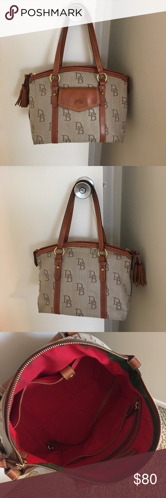 A Nice Purse Gently Used Dooney And Bourke Bags Shoulder