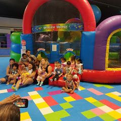 Bounce House Activity Birthday Parties At The Castle Fun Center In Chester NY Hudson Valley Orange County New York Amusement Park