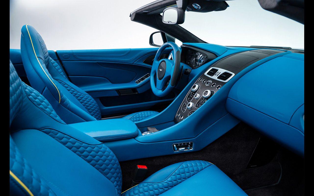 2014 Aston Martin Vanquish Volante Interior 1 1280x800 Wallpaper Aston Martin Vanquish Aston Martin Aston Martin Cars