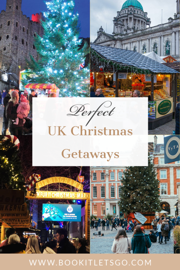 Amazing Destinations For Christmas Breaks Uk