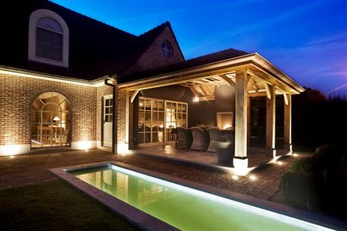 Overdekt terras my future home pinterest bouwmaterialen