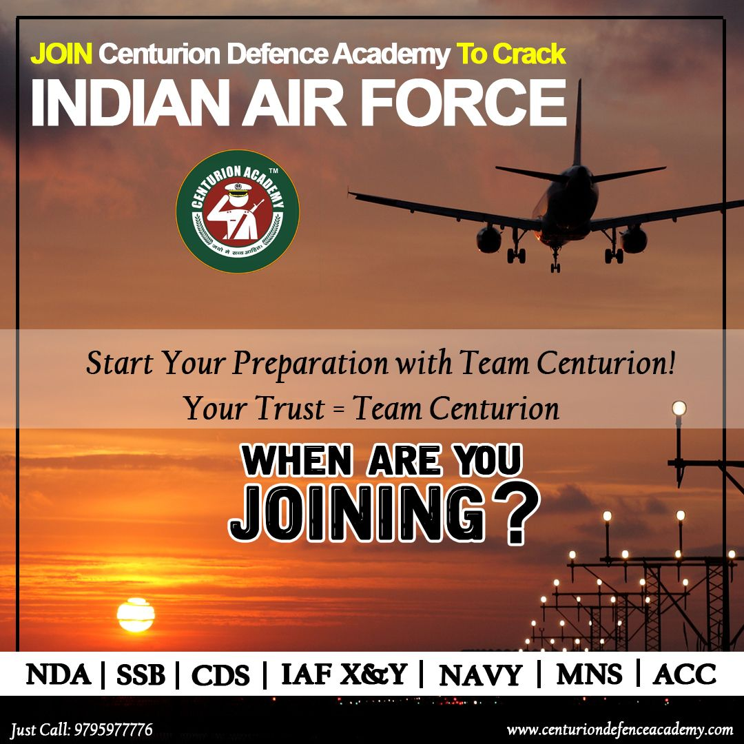 Air Force Coaching in Lucknow Crash course, Coaching