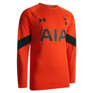 Tottenham 16 17 Ls Away Keeper Jersey Check Out The Best In Soccer Goalkeeping Equipment And Gear At Worldsoccers Long Sleeve Tshirt Men Tottenham Goalkeeper