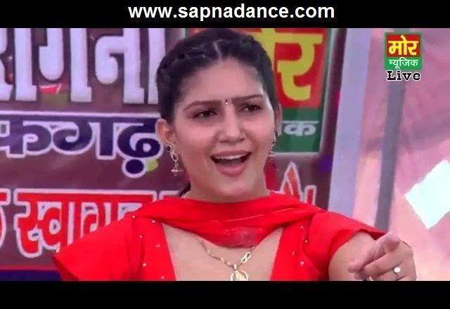 New Haryanvi Latest Sapna Choudhary Video Jhanjhariya Dance Download Dance Videos Dance Video