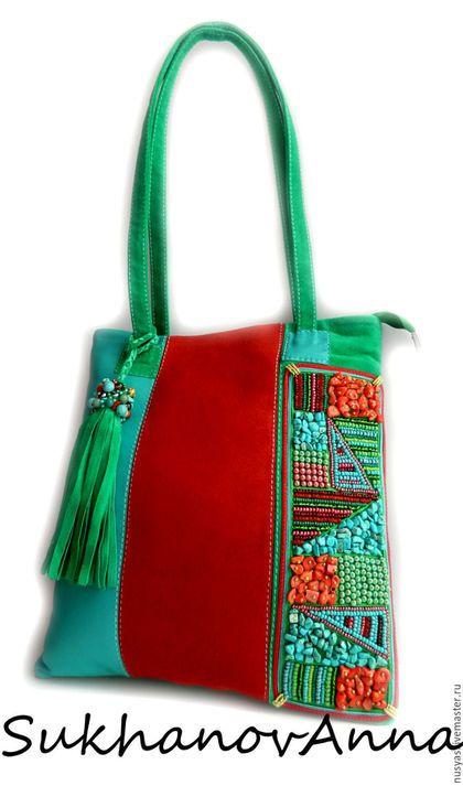 5a8a02ed55e8 Женские сумки ручной работы. Ярмарка Мастеров - ручная работа. Купить Сумка  из серии