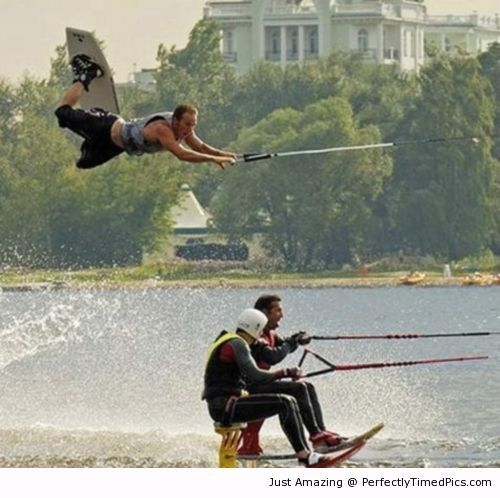 This Is Why Watersports Can Be Fun