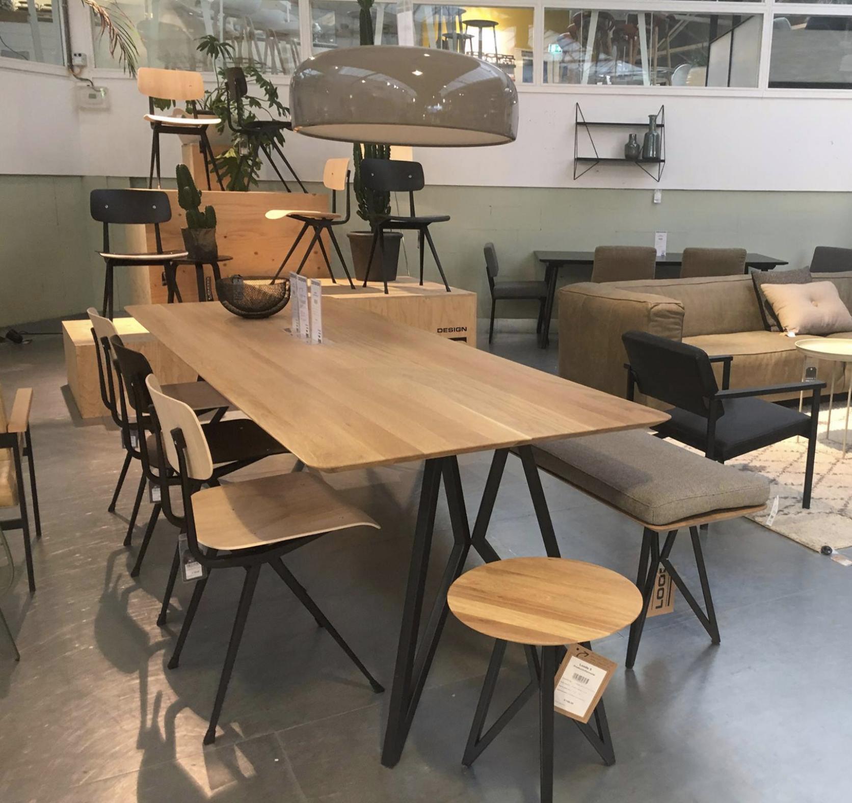 Butterfly tafel kruk bankje vlinder Loods5 | Studio H&K | Design ...