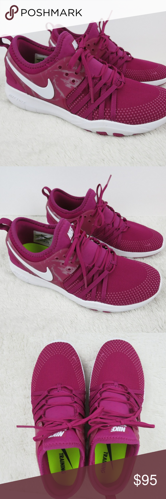 e88319b4f0b9 ... czech nike free tr 7 fuschia shoes nike free tr 7 fuschia pink training  shoes 1b1b4