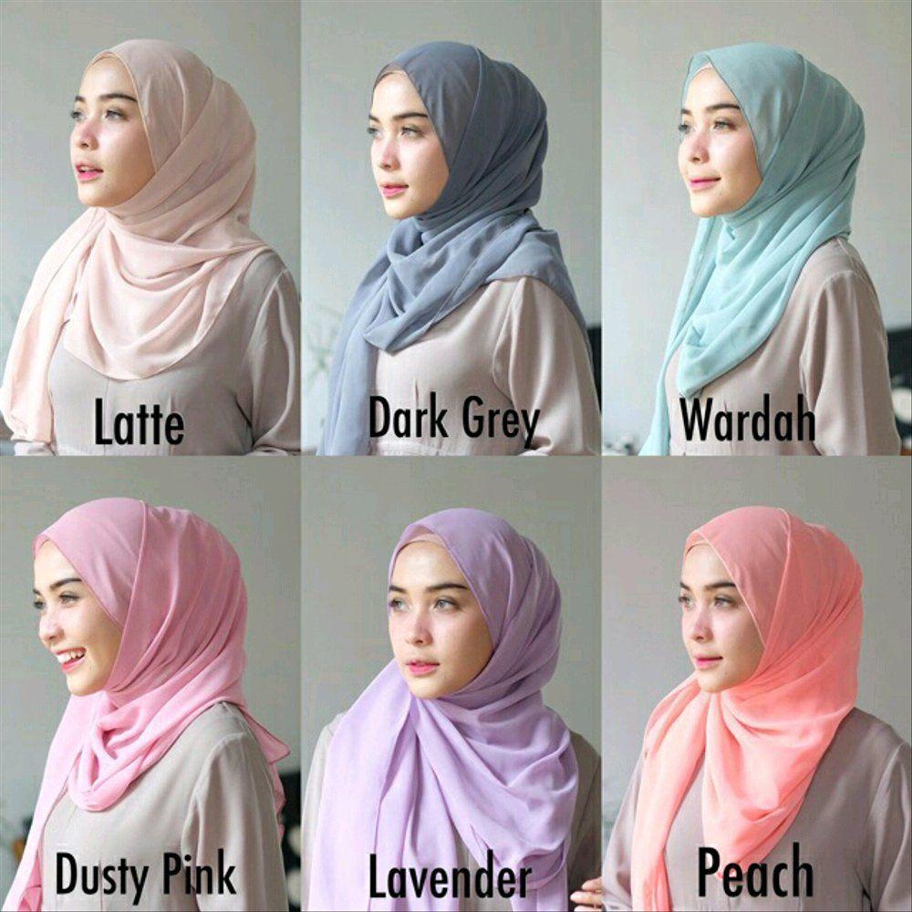 Tutorial Hijab Pashmina Ceruti