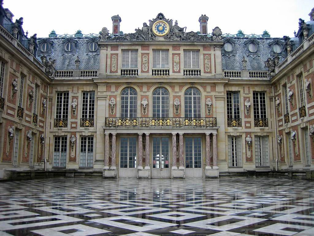 Fond ecran chateau de versailles discover versailles and for Versailles jardin gratuit