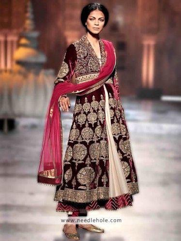 JJ valaya anarkali suits collection and formal dresses
