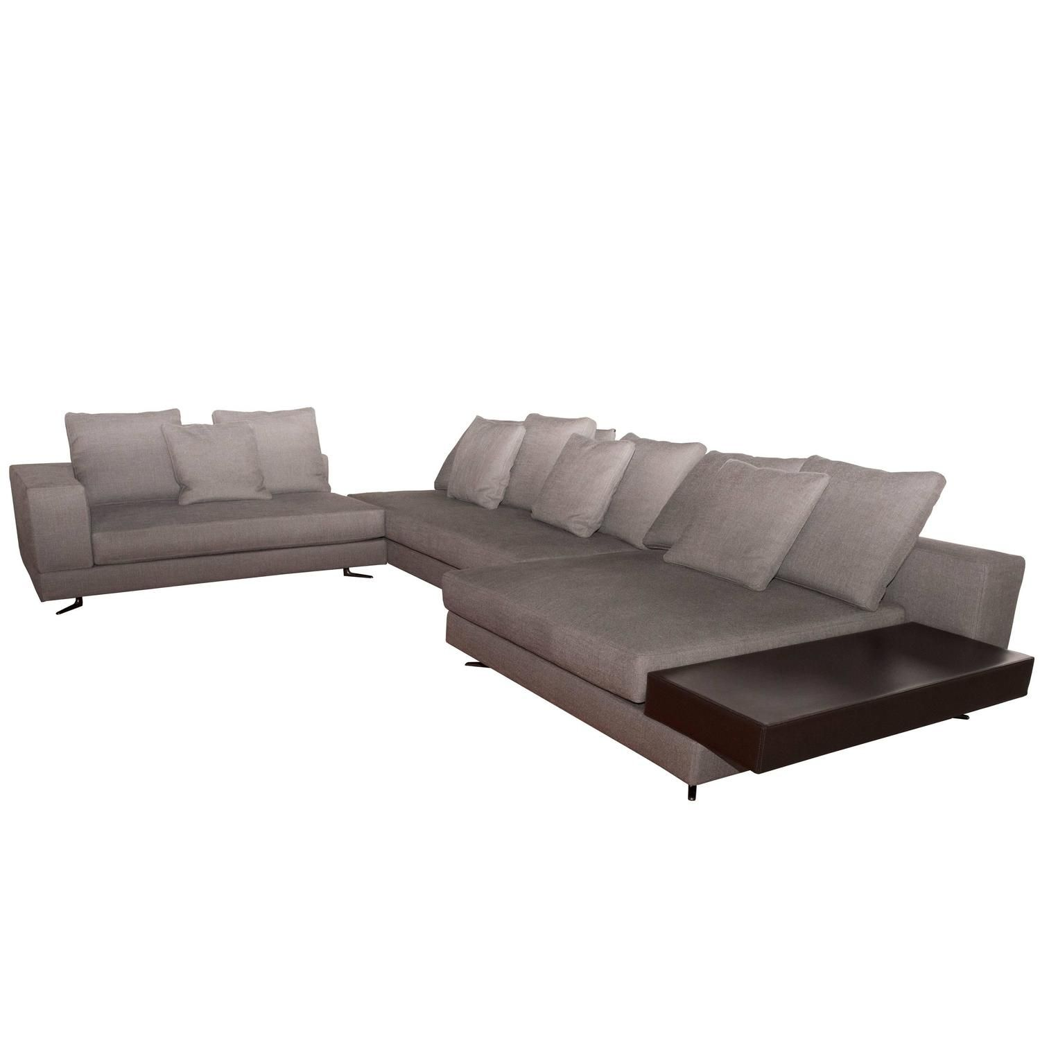 Sensational Minotti White Sectional Sofa Minotti Detail White Caraccident5 Cool Chair Designs And Ideas Caraccident5Info