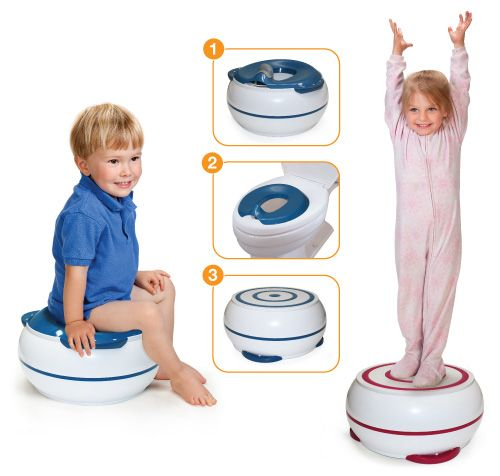 Prince Lionheart 3 In 1 Potty Seat At Mypreciouskid Com With