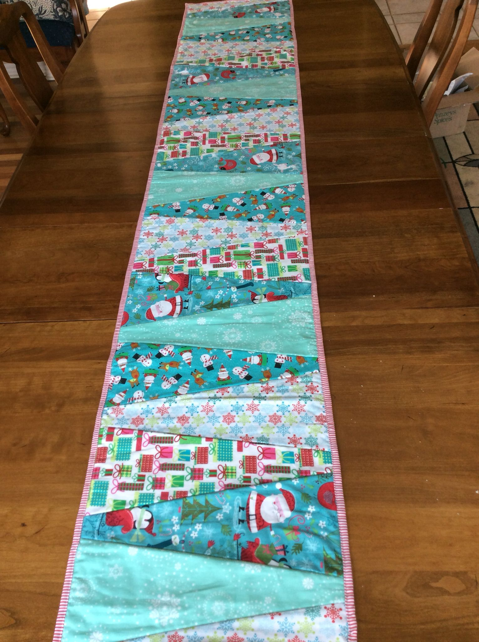 City Of Wichita Long Dining Table Christmas Table Runner Table Runners