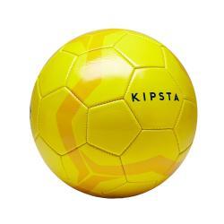Pilka First Kick Rozm 4 Zolta Soccer Ball Soccer Soccer Techniques