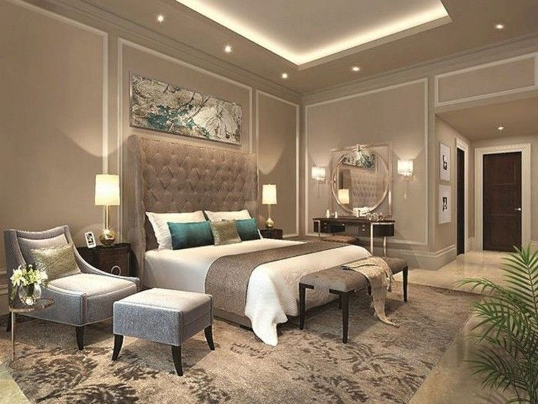 30 Awesome Master Bedroom Ideas For Wonderful Home Modern Master Bedroom Contemporary Bedroom Luxurious Bedrooms
