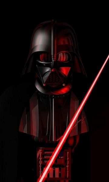Free Darth Vader 2 Mobile Phone Wallpaper High Quality And Free Download Star Wars Wallpaper Star Wars Art Star Wars Artwork