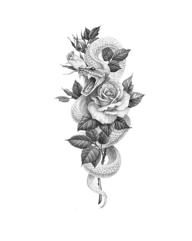 200 Fotos de tatuagens femininas no braço para se inspirar – Fotos e Tatuagens #flowertattoos - Flower Tattoo Designs #tatting