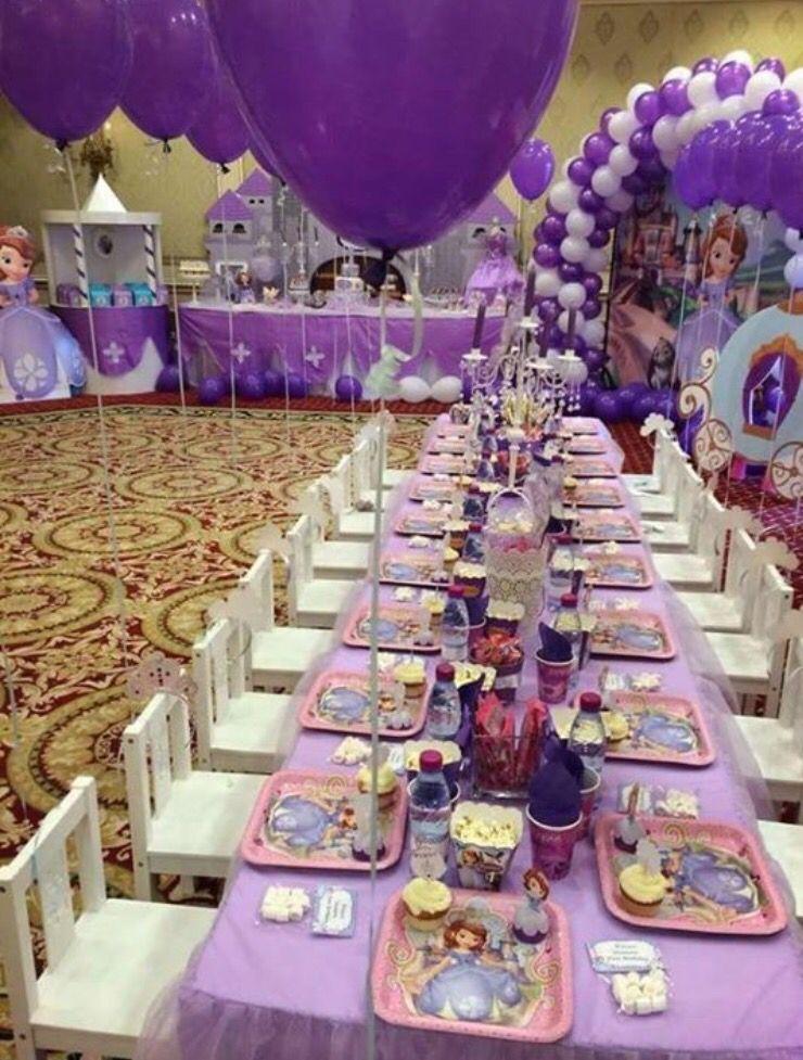 Pin de Jenny Erazo en Fiestas Infantiles | Pinterest | Princesa ...