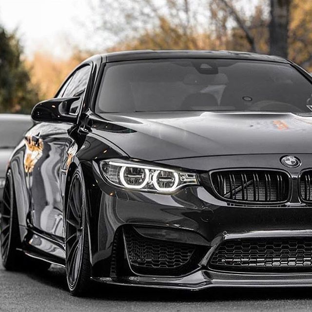 BMW M4 luxury Sportscar❤