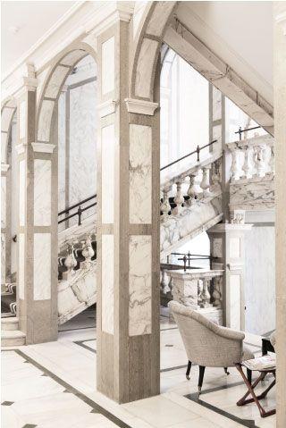 rosewood-stair-detail-mrtripper Entrance Pinterest - Quelle Couleur Mettre Dans Une Chambre