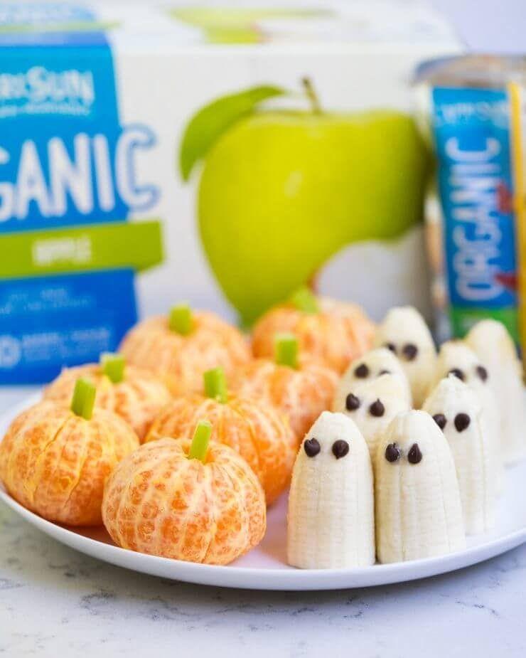 Halloween snack ideas for school