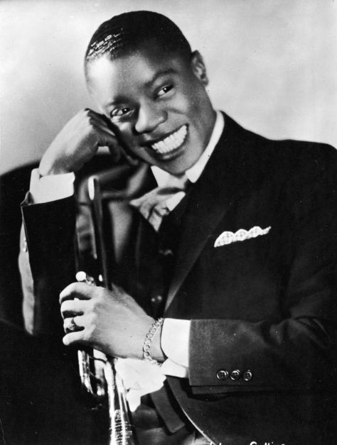 Pin on LOUIS ARMSTRONG