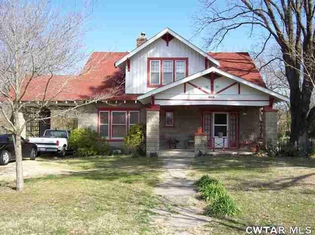 Jackson Tn Home Family House Styles House Plans