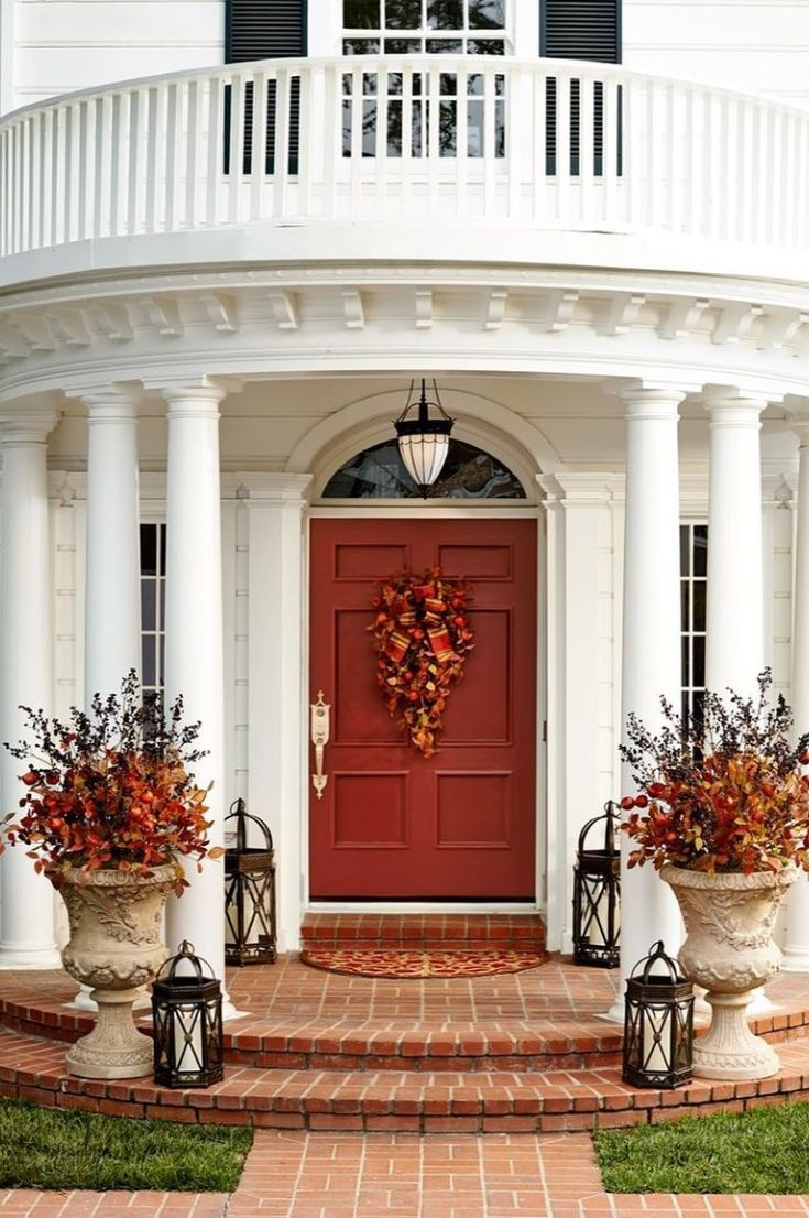 40 latest front door ideas that add value to your home