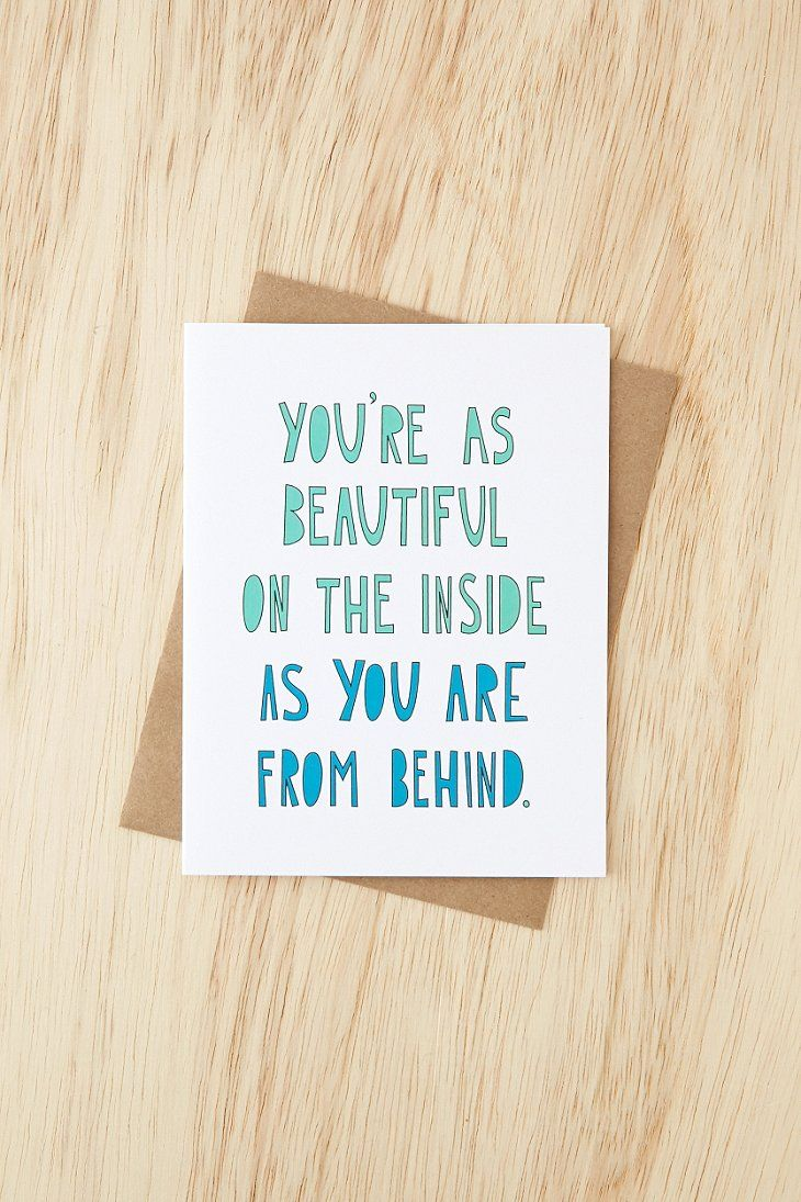 urban outfitters  cards for friends funny cards friends