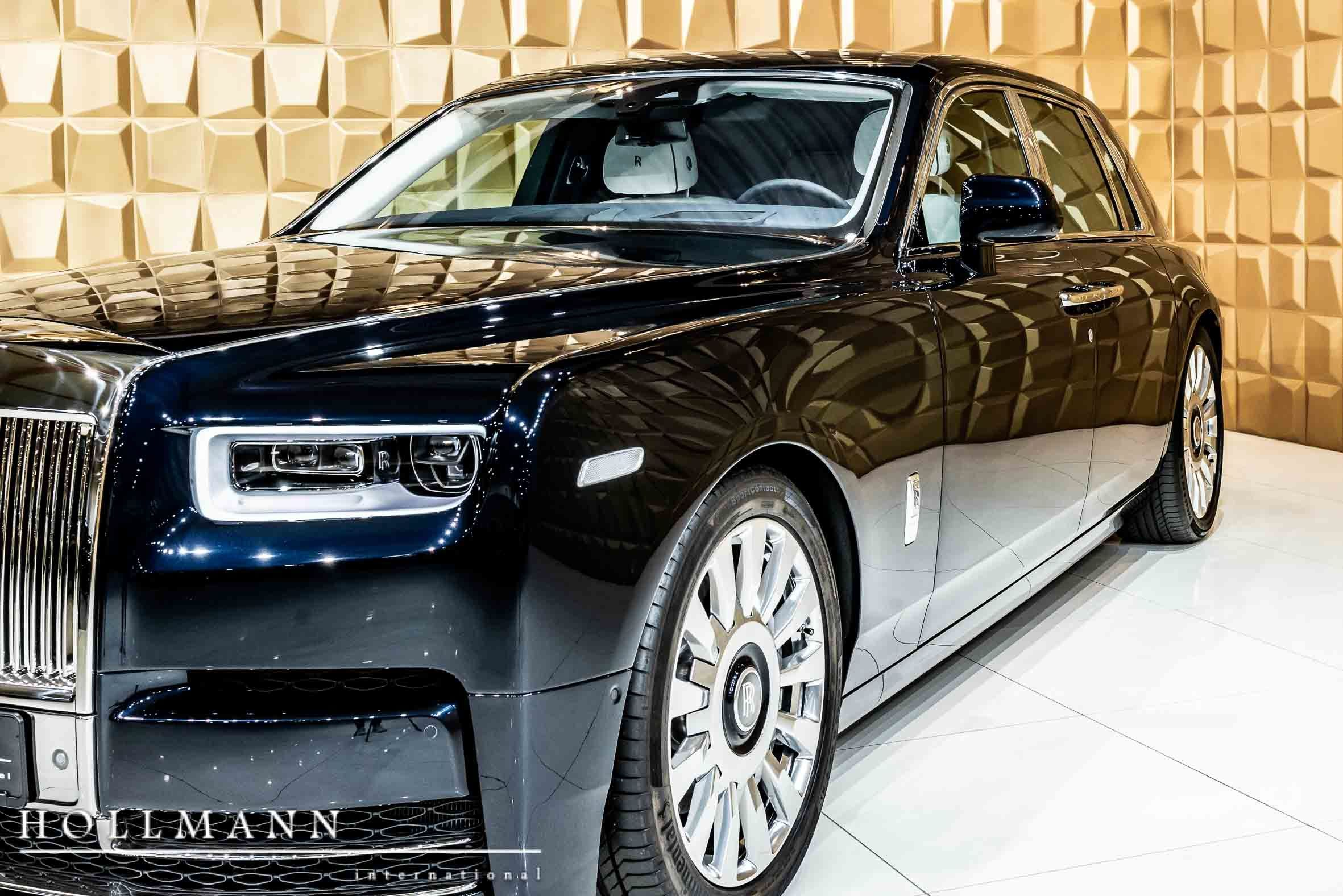 Rolls Royce Phantom Viii Luxury Pulse Cars Germany For Sale On Luxurypulse Rolls Royce Rolls Royce Phantom Limousine Interior