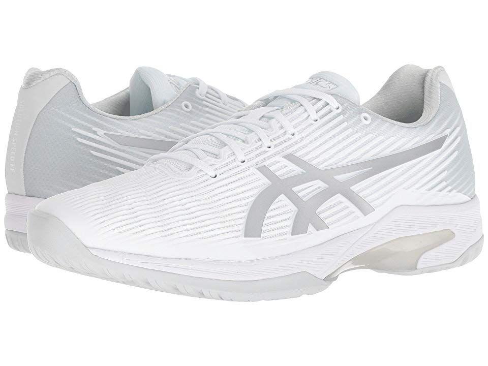 ASICS Solution Speed FF Men's Tennis Shoes White/S