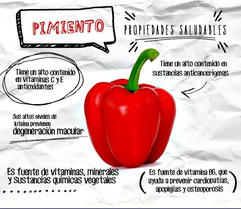 Propiedades Del Pimiento Semillas De Calabaza Salud Y Bienestar Nutrición