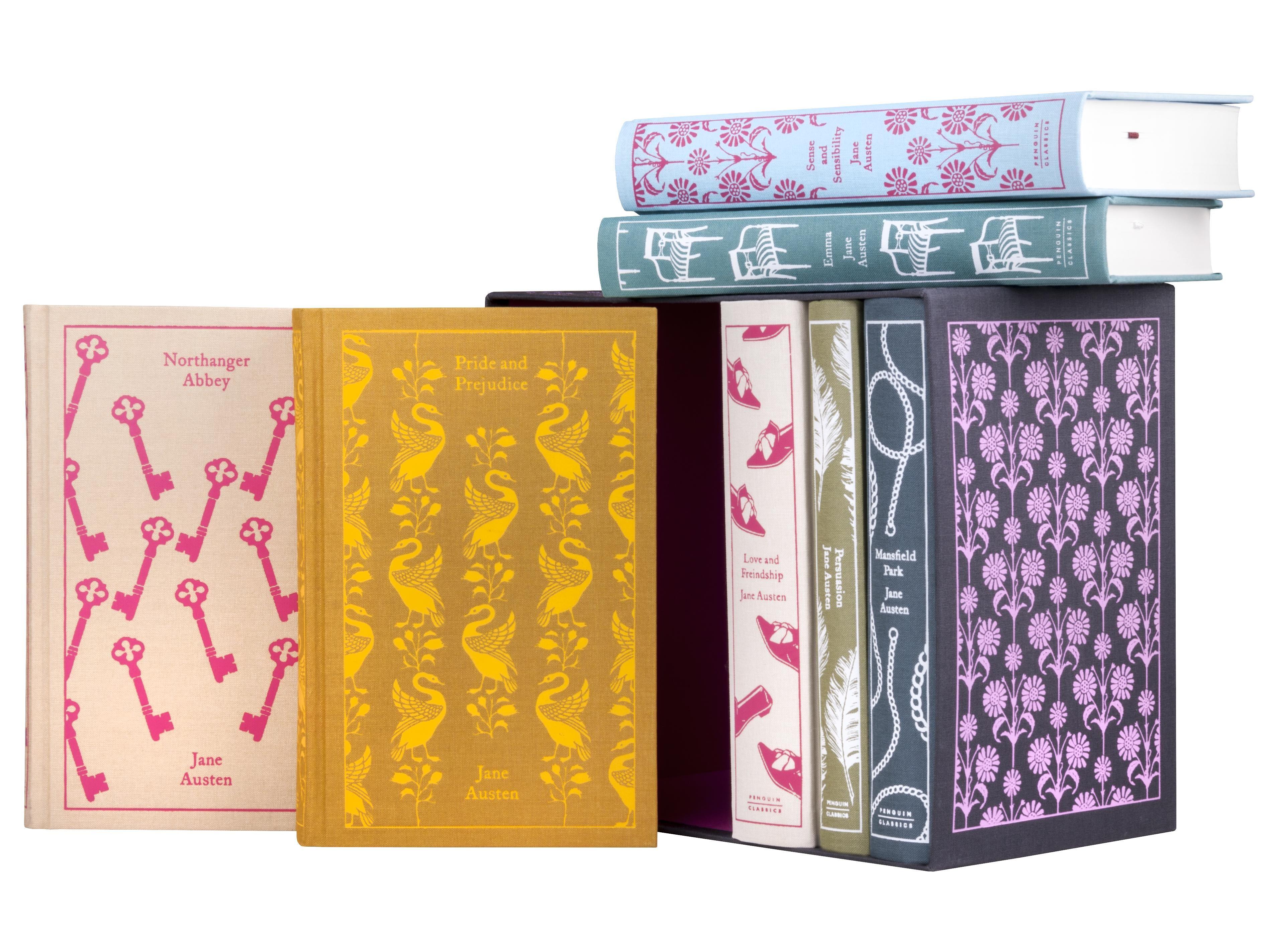Penguin Classics Jane Austen Box Set