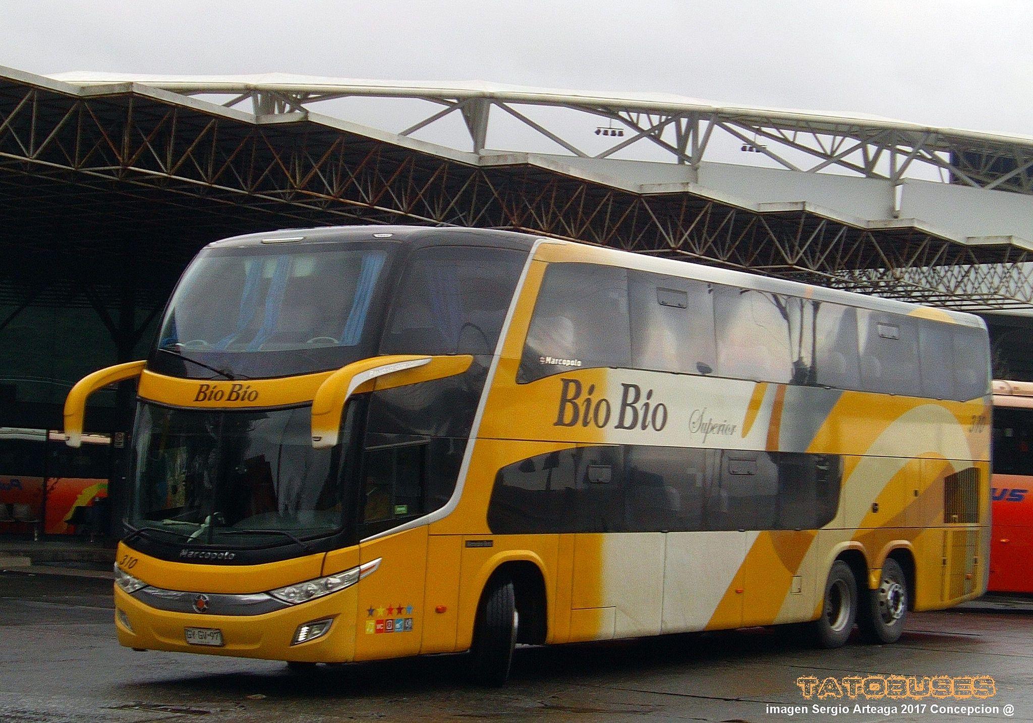 Buses Bio Bio C Arteaga Bio