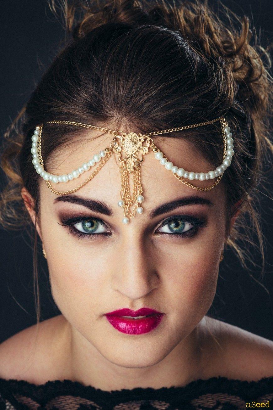 Comment réaliser un maquillage libanais
