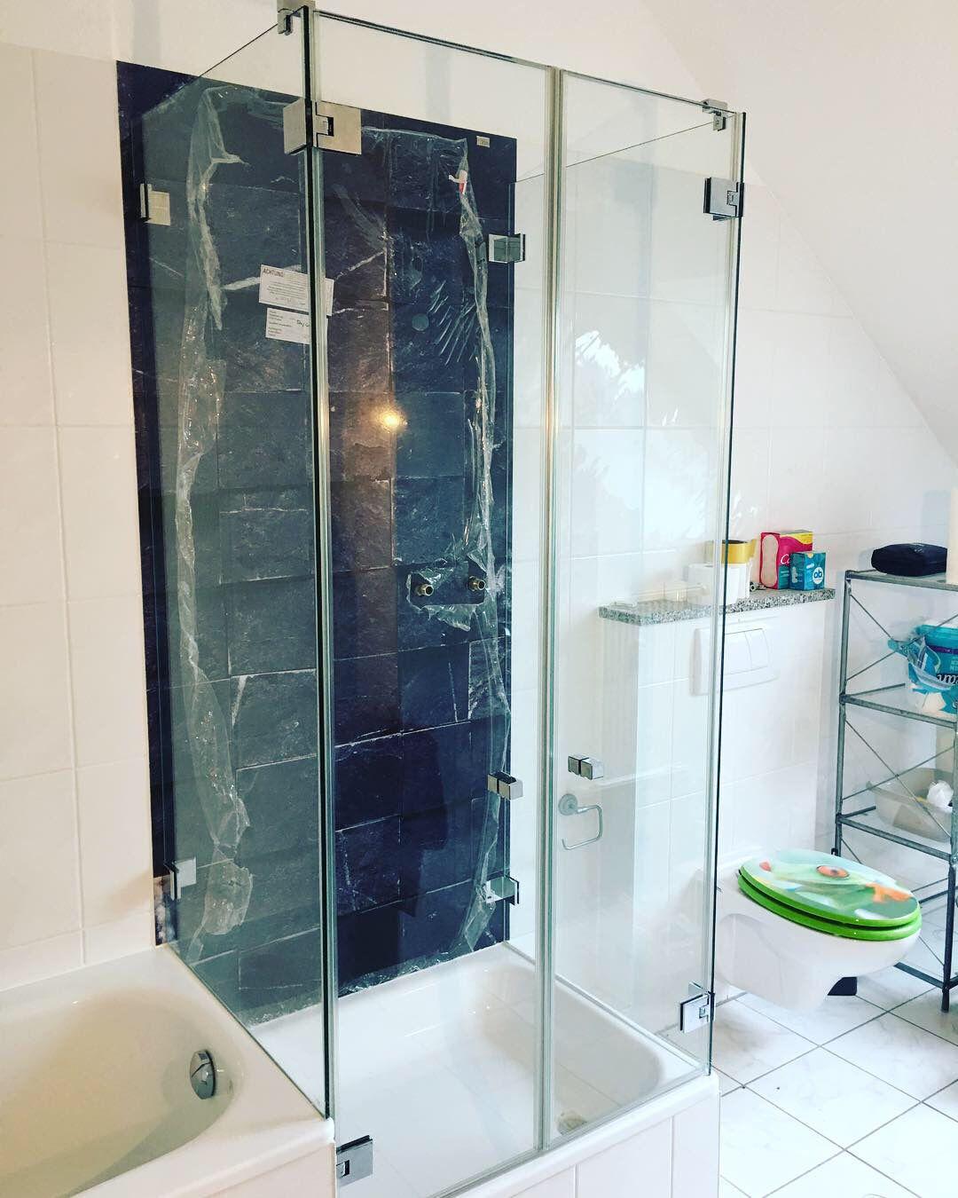 Glasfischenich Glaserei Glaser Meisterbetrieb Ganzglasduschen Shower Bathroom Bathroomideas Dusche Duschen Badezimmeride Dusche Badezimmerideen Glas