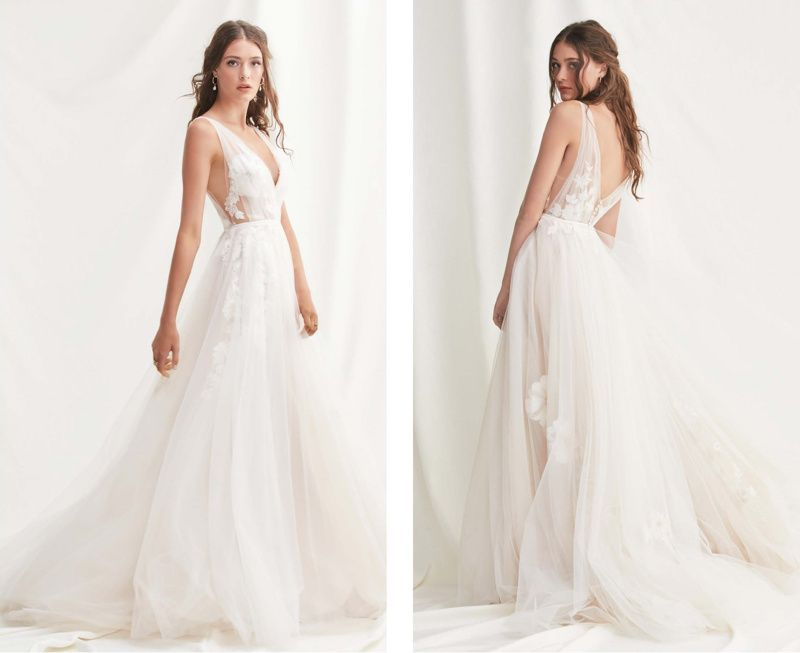 Lainie By Willowby Watters Watters Wedding Gown Watters Wedding Dress Watters Bridal