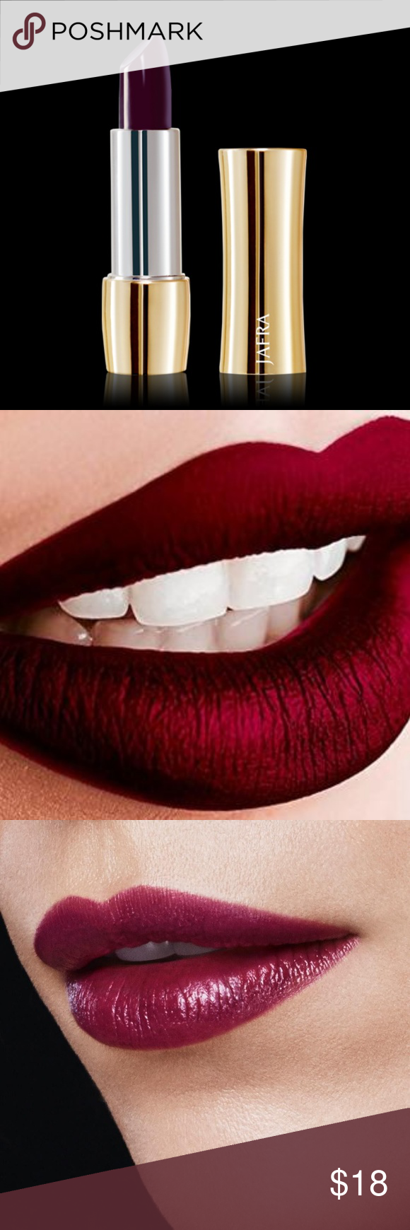 NEW JAFRA ROYAL Lipstick Spiced Plum Experience a