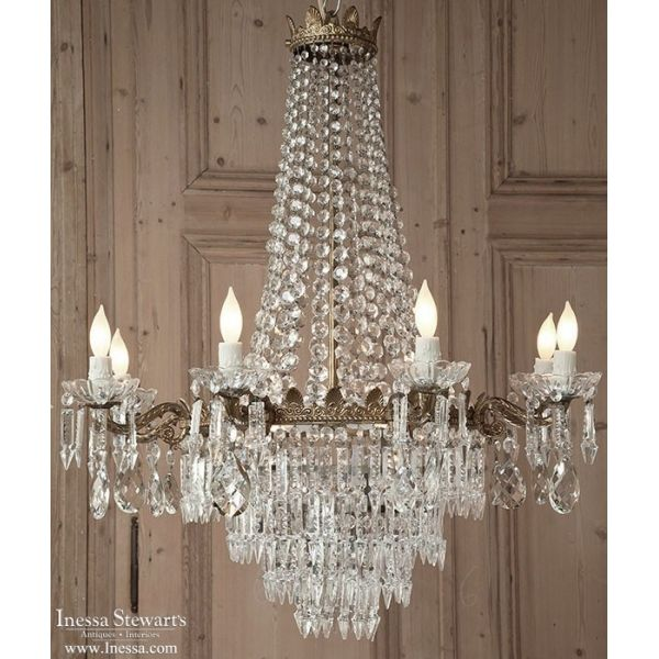 Antique lighting antique chandeliers antique italian bronze and antique lighting antique chandeliers antique italian bronze and crystal chandelier inessa aloadofball Choice Image